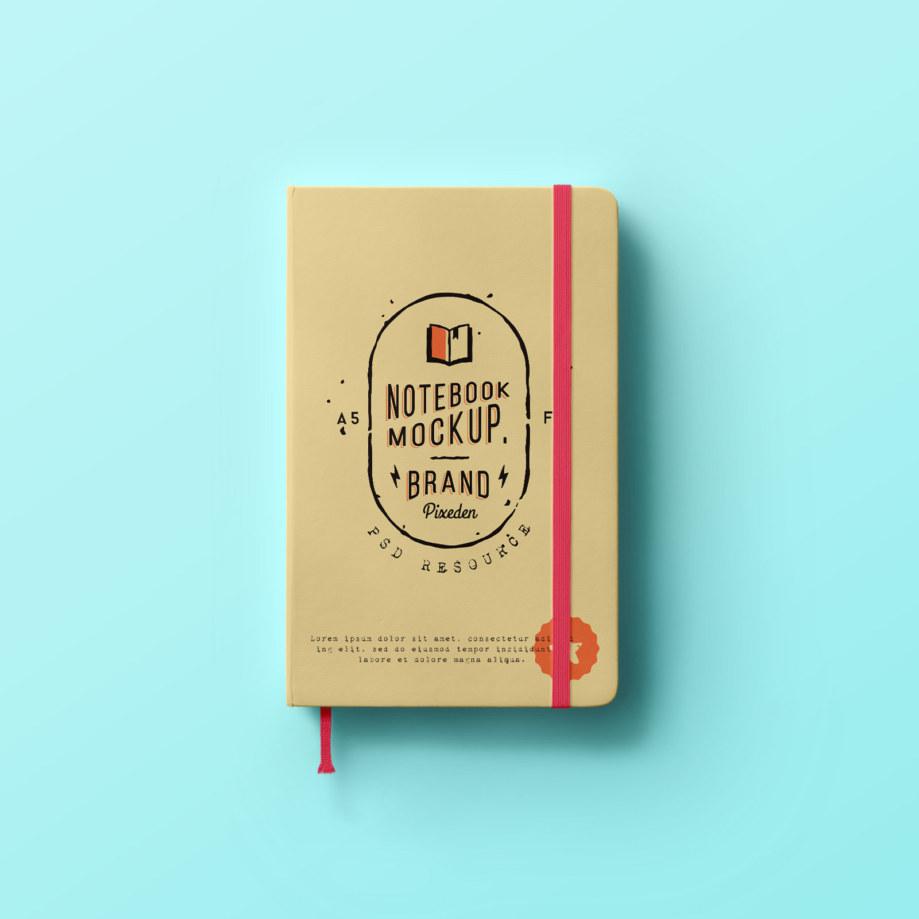 notebook-folio