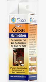 A-124, Oasis OH-14 Plus+ case humidifier