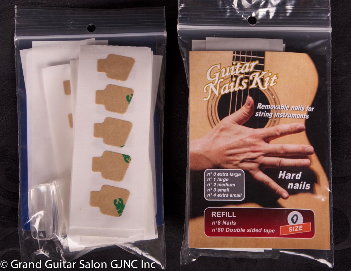 A-249, G.N.K. Hard Nail Refills Xtra Large