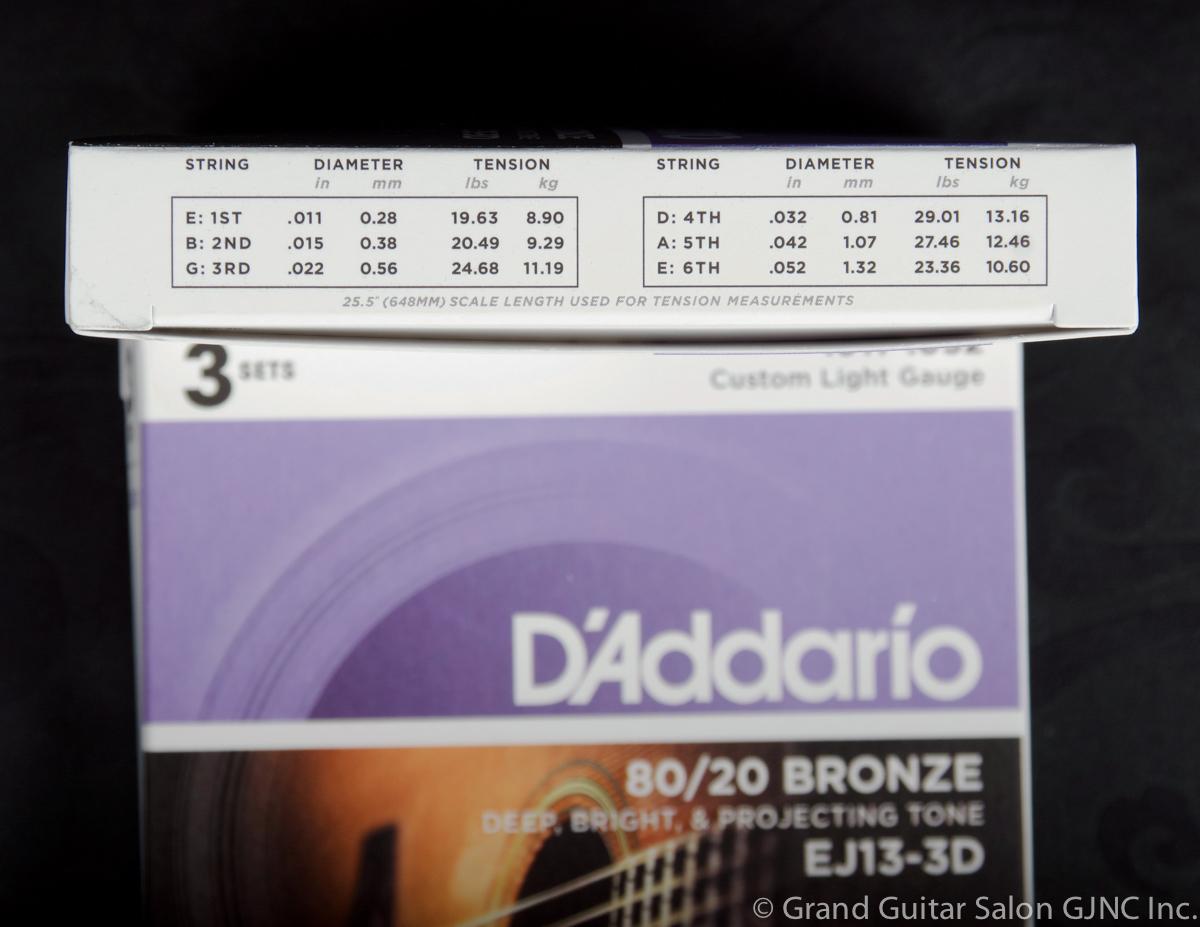 A-219, D'Addario EJ13-3D