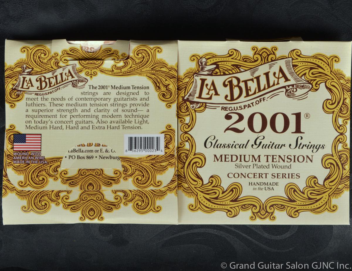 A-224, La Bella 2001, MTCL