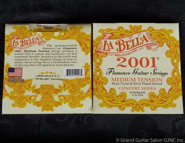 A-157, La Bella 2001, MTFL