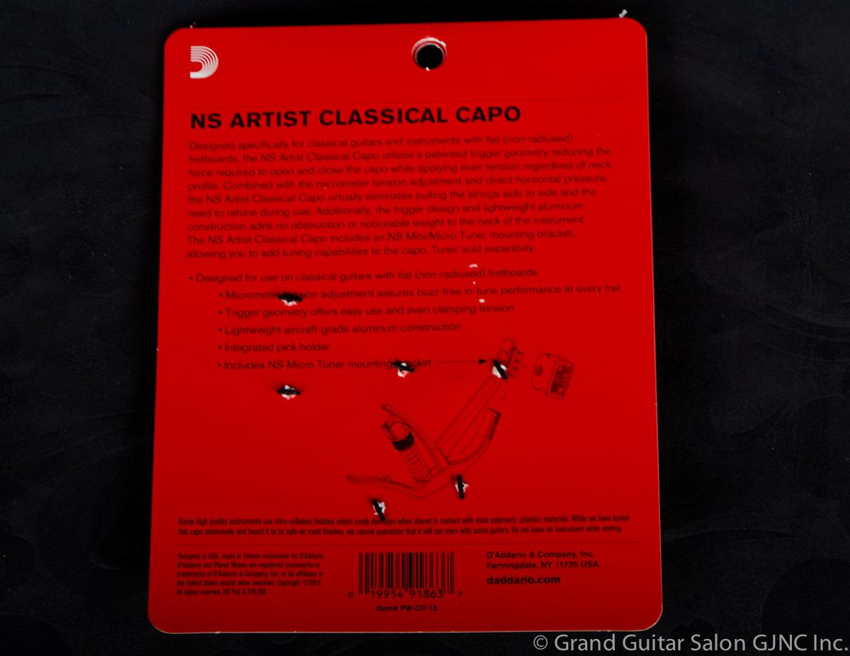 A-170, NS Artist Capo Classical