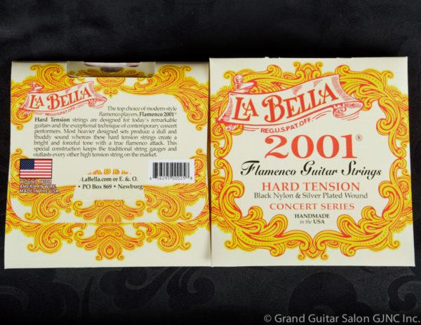 A-156, La Bella 2001, HTFL