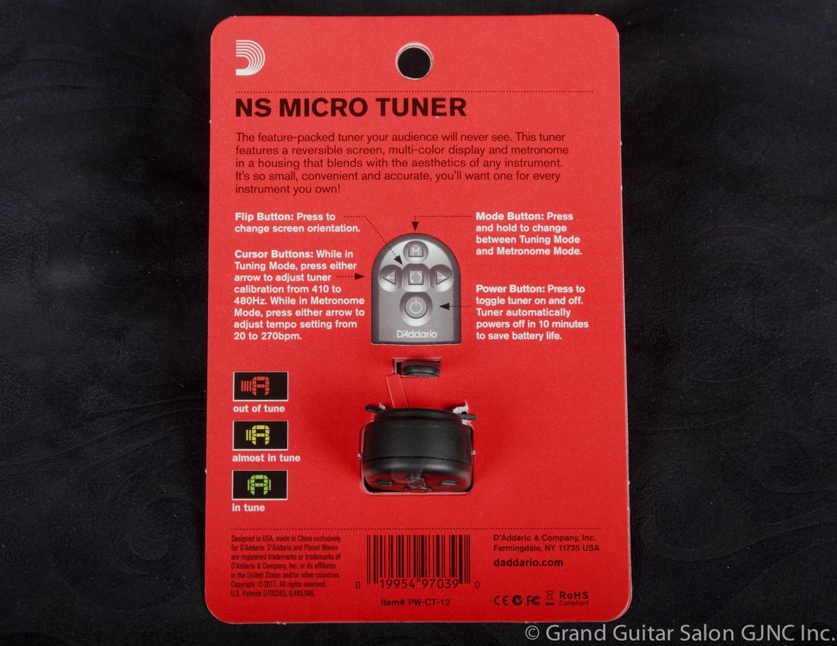 A-171, NS Micro Digital Tuner