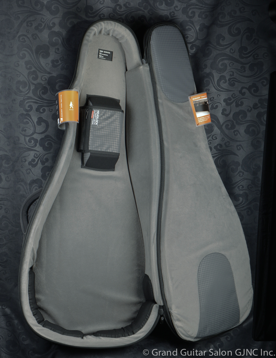 A-145, MONO M80-AC-BLK, Case