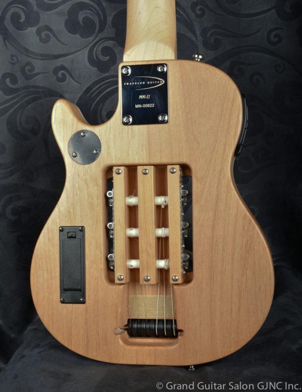 C-510, Traveller Guitar Escape MK-II