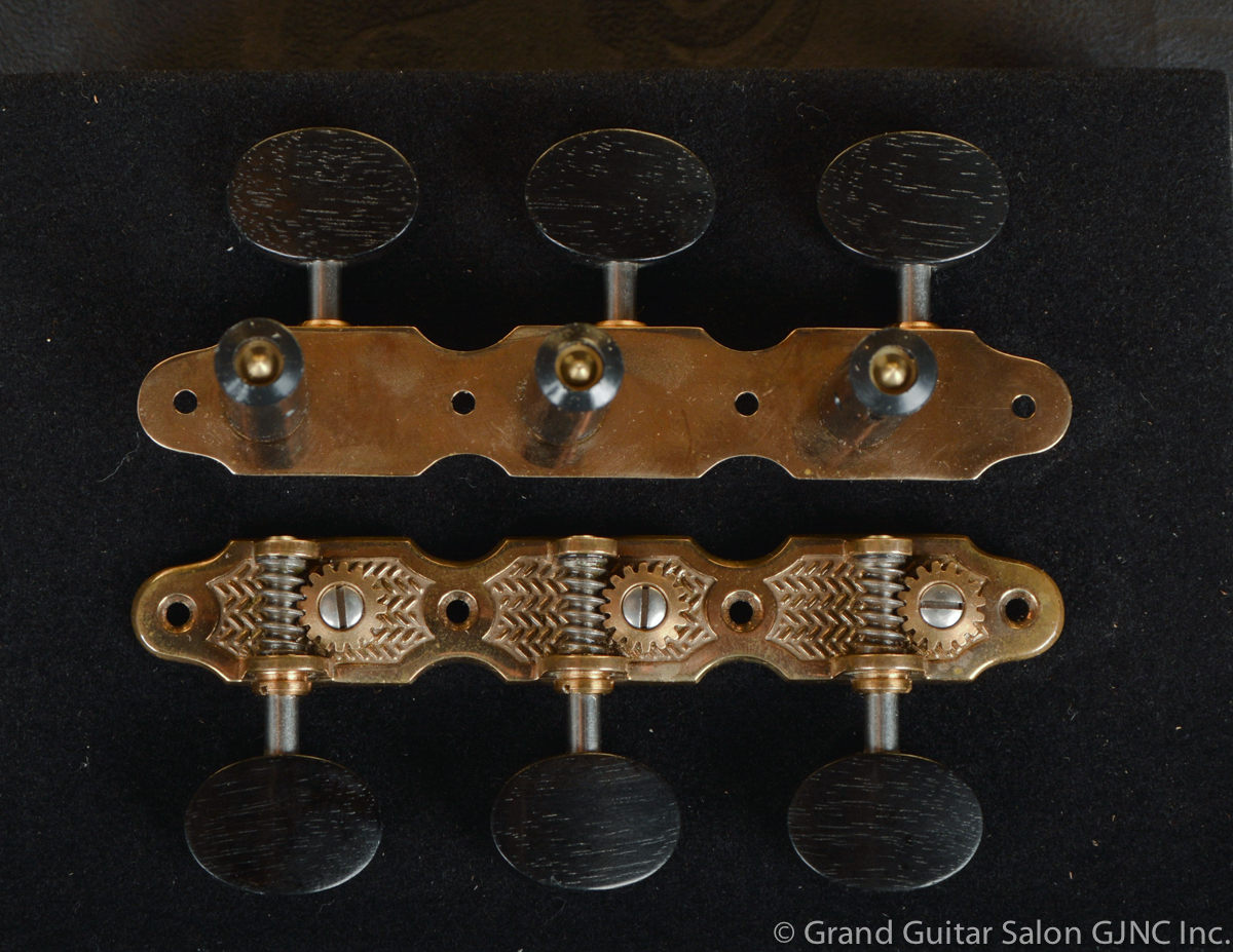 A-226, Irving Sloane Tuners