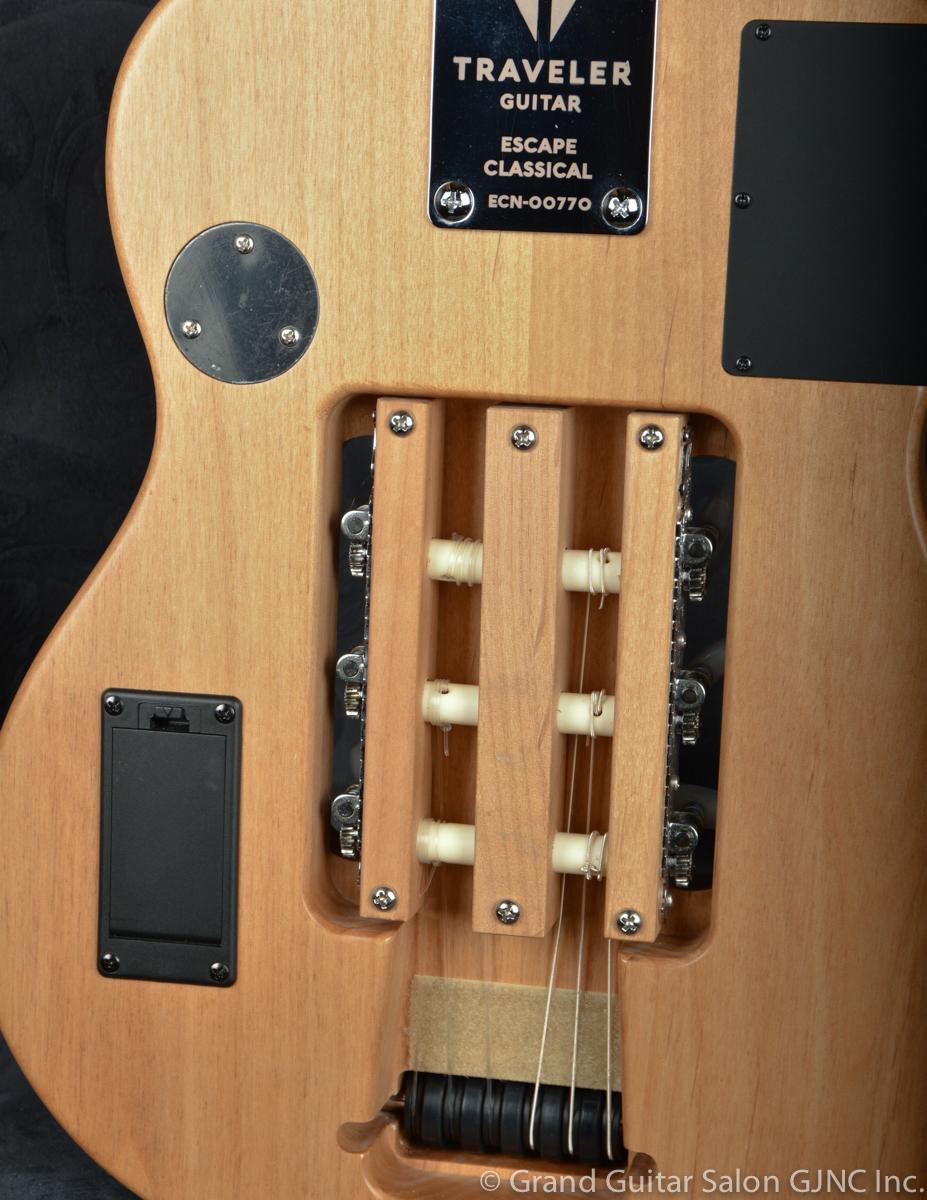 C-511, Traveller Guitar Escape Classical