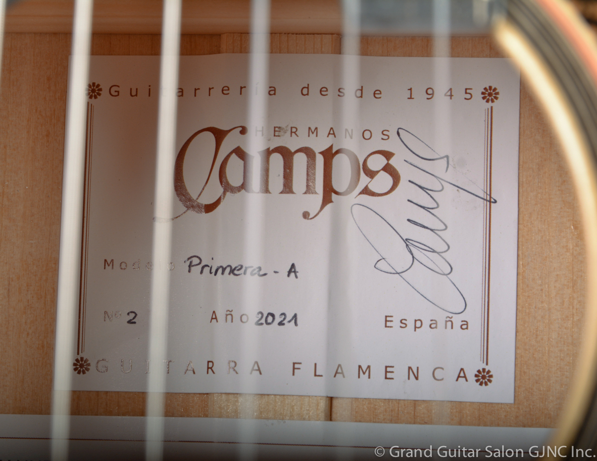 F-533, Hermanos Camps (Spain)