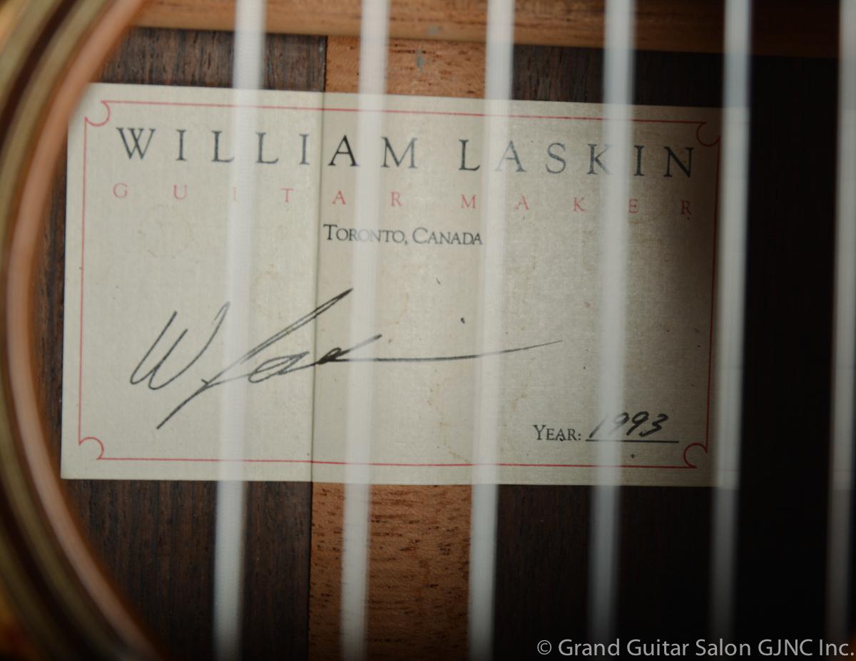 C-521, William Laskin (Canada)