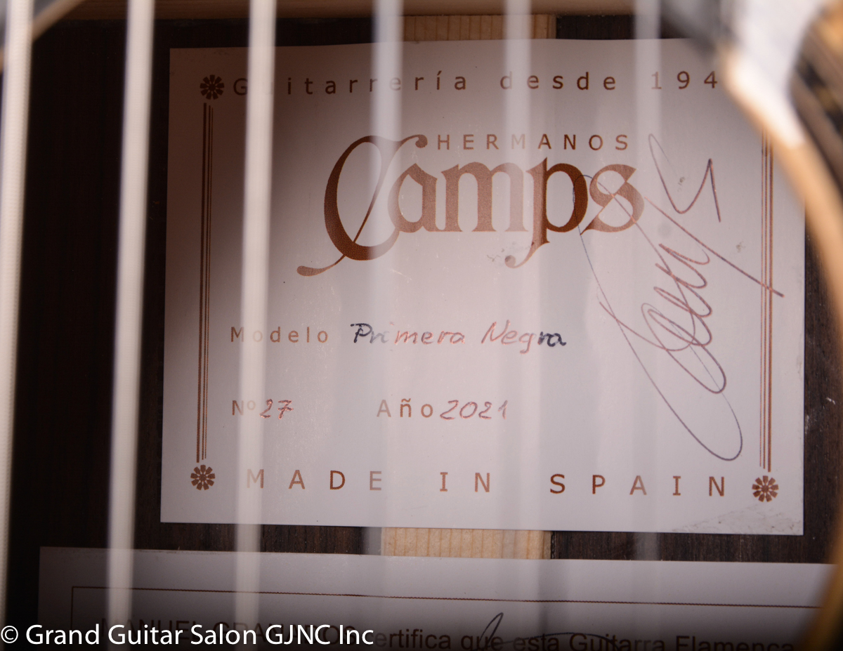F-542, Hermanos Camps (Spain)