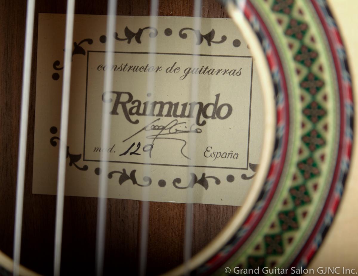 C-460, Manuel Raimundo (Spain)