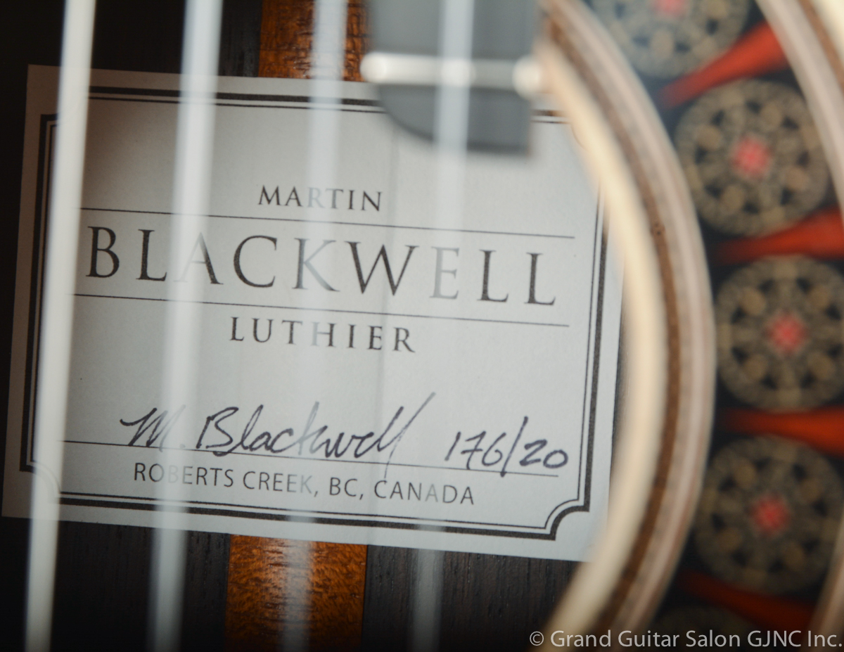 C-513, Martin Blackwell (Canada)