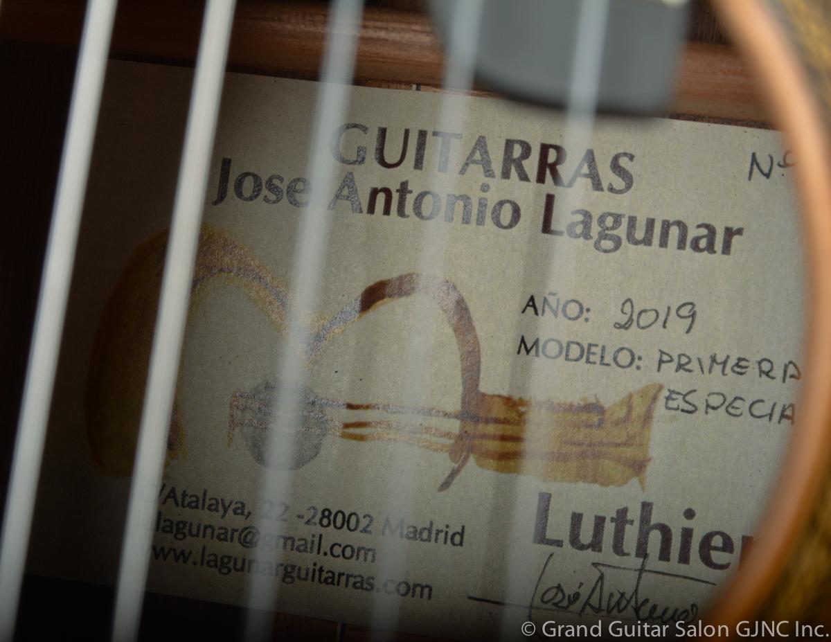 C-458, Jose Antonio Lagunar (Spain)