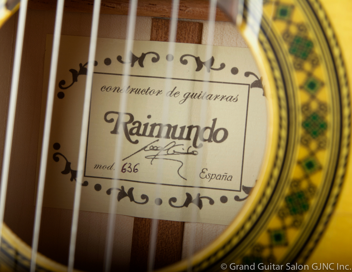 F-502, M. Raimundo (Spain)