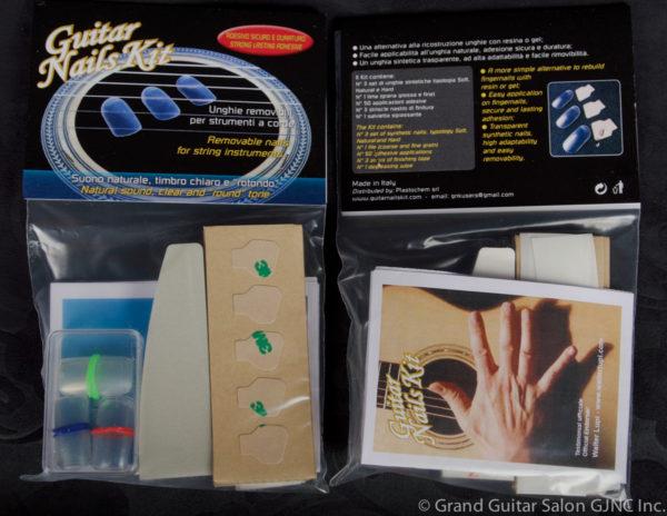 A-186, Guitar Nails Kit (Italy)