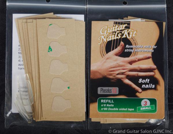 A-180, G.N.K. Soft Nail Refills Small