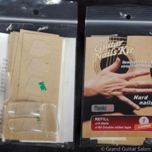 A-181, G.N.K. Hard Nail Refills Large