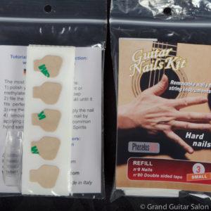 A-183, G.N.K. Hard Nail Refills Small