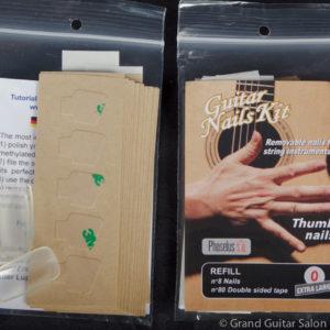 A-177, G. Nails Kit Refill Thumb Soft