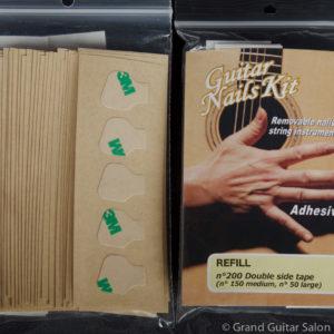 A-175, Guitar Nails Kit Refill Adhesives