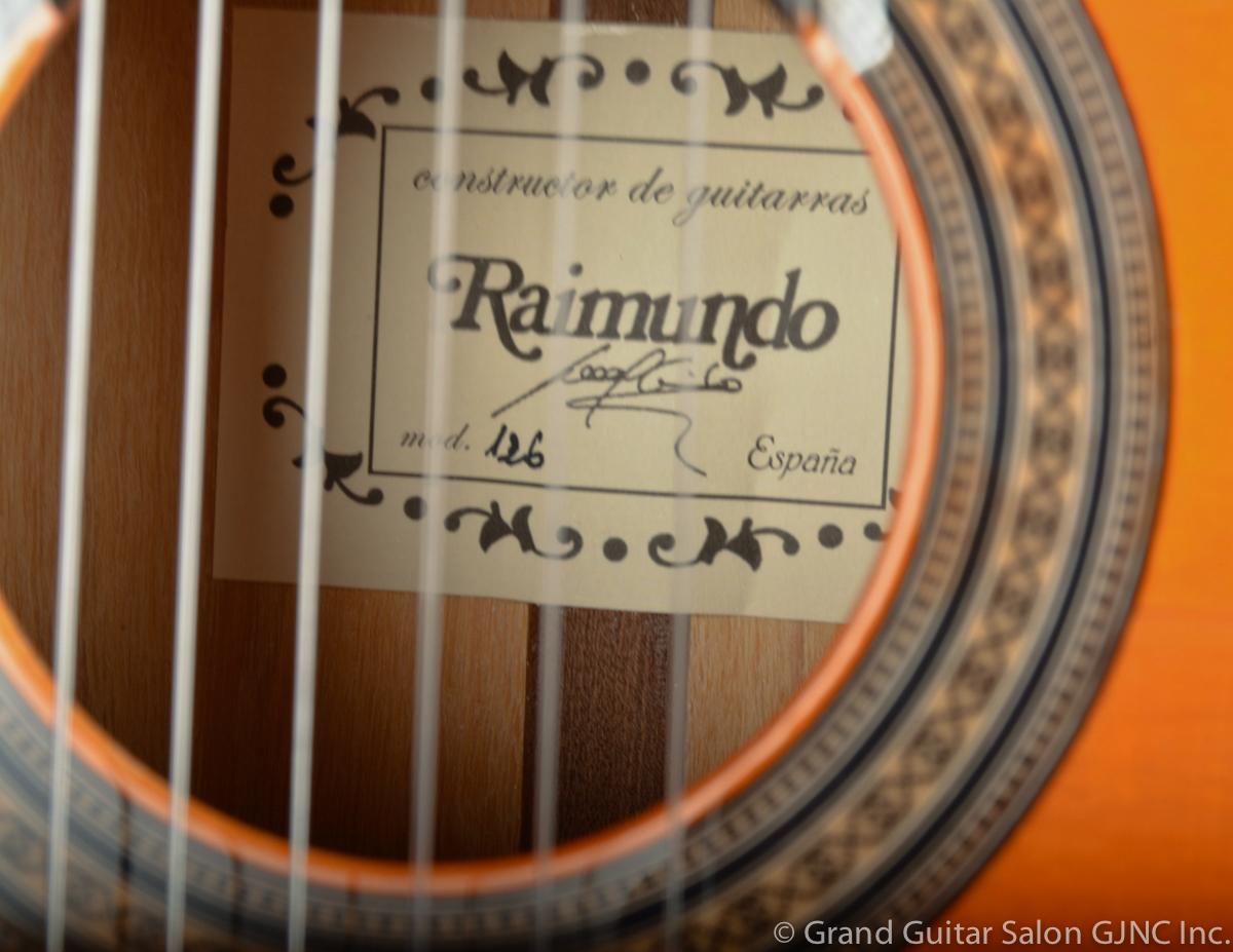 F-434, M. Raimundo (Spain)
