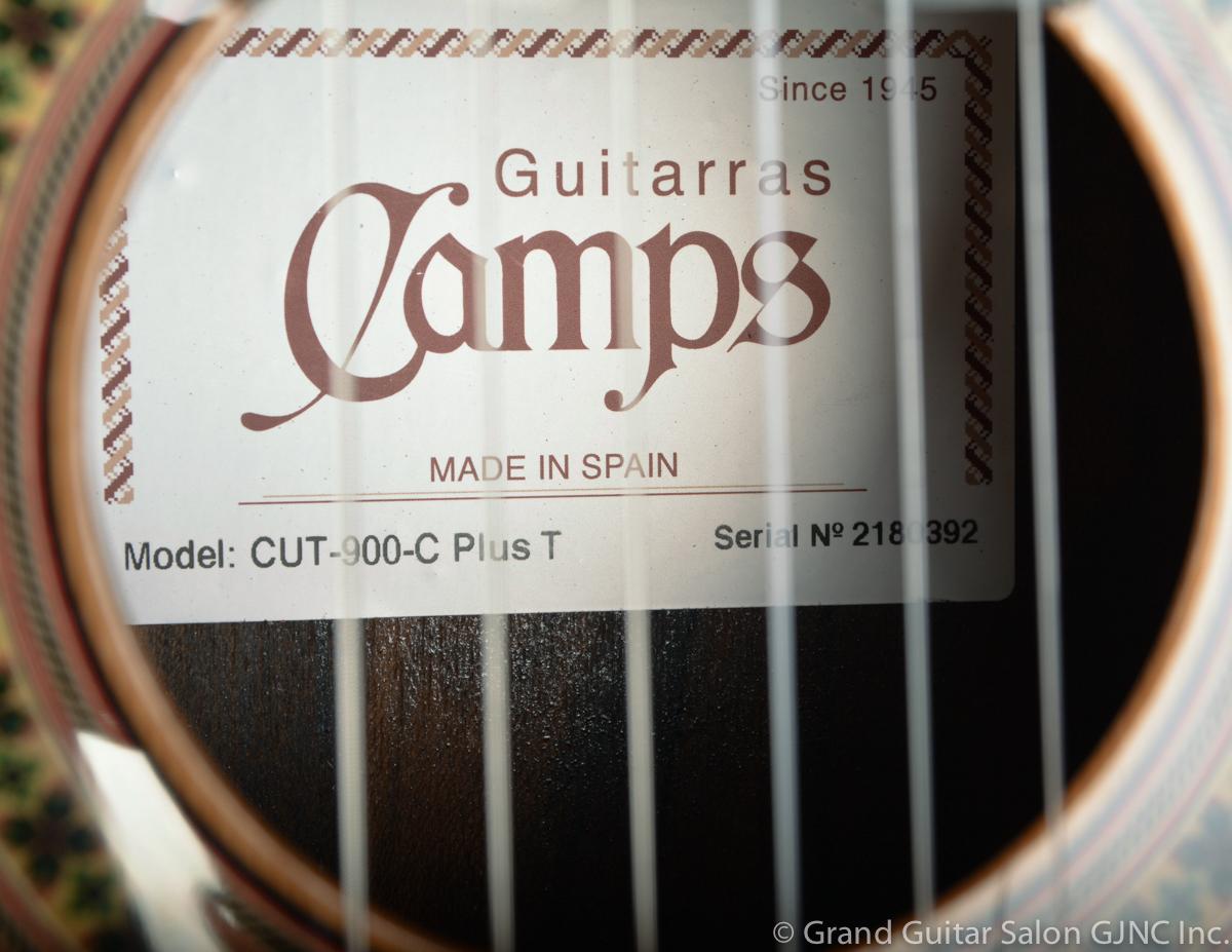 C-422, Camps Cut 900 (Spain)