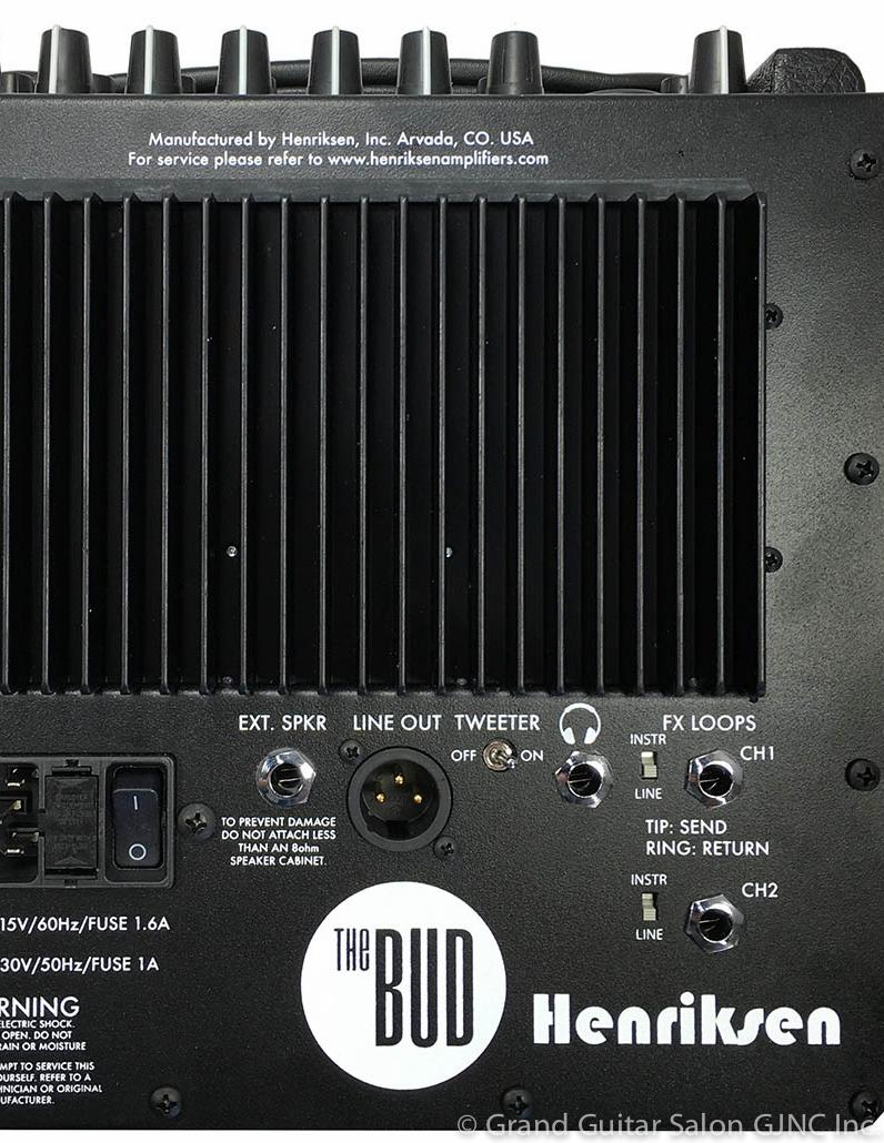 A-137, Henriksen The BUD SIX (USA)