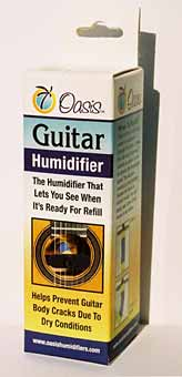 A-121, Oasis OH-1 guitar humidifier